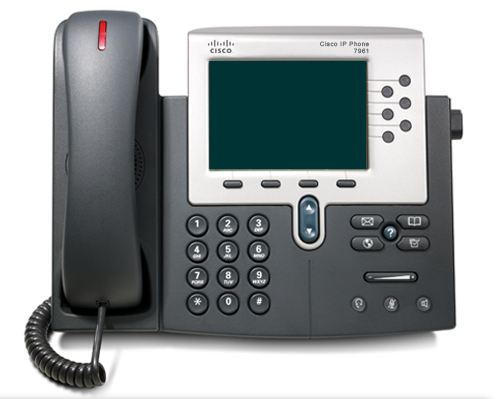 T�l�phone IP Cisco 7962