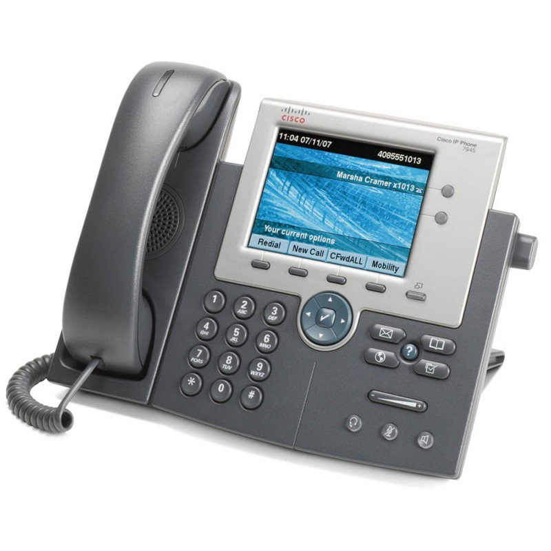 T�l�phone IP Cisco 7945