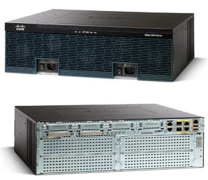 Routeurs CISCO 3925 (RSI)