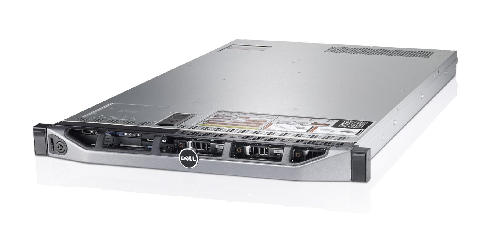 Dell server poweredge R320