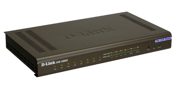 VoIP station gateways DVG5008S